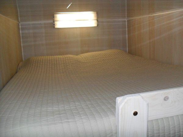 le coin montagne en lit mezzanine 140x190. Black Bedroom Furniture Sets. Home Design Ideas